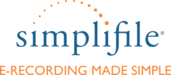 Simplifile e-recording service, largest electronic recording service in the U.S., erecording alaska